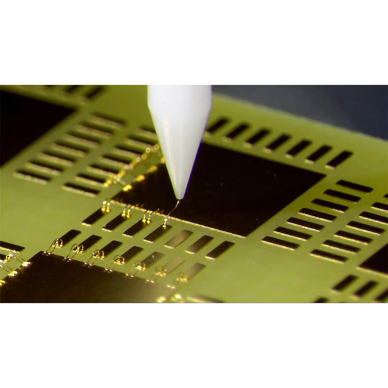 Rocket PCB gold wire bonding technology fabrication electronics