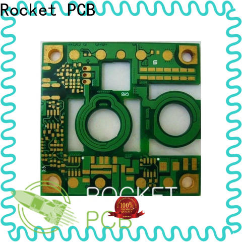 Rocket PCB top brand embedded copper coin pcb conductor for electronics