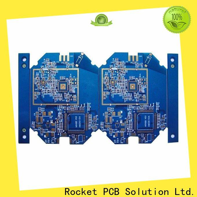 Rocket PCB multilayer pcb manufacturing board fabrication IOT