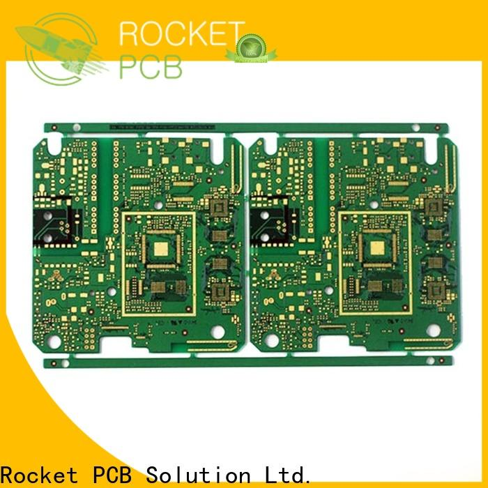 Rocket PCB hot-sale double layer pcb layer