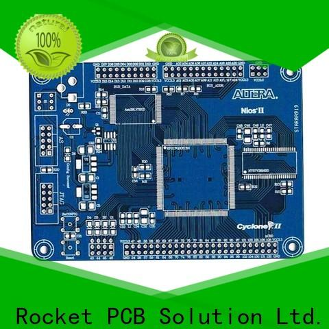 single sided pcb custom volume electronics