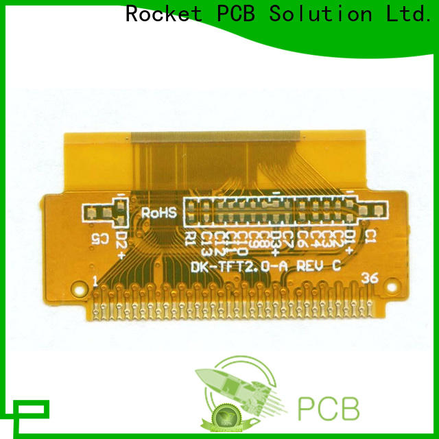 multilayer flex pcb high quality polyimide medical electronics