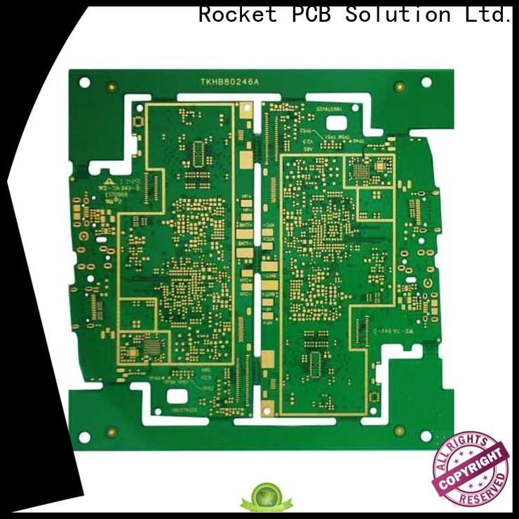 Rocket PCB customized customized hdi pcb prototype interior electronics