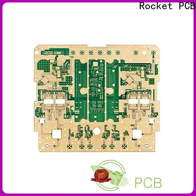 hybrid microwave circuit board pcb hot-sale for automotive