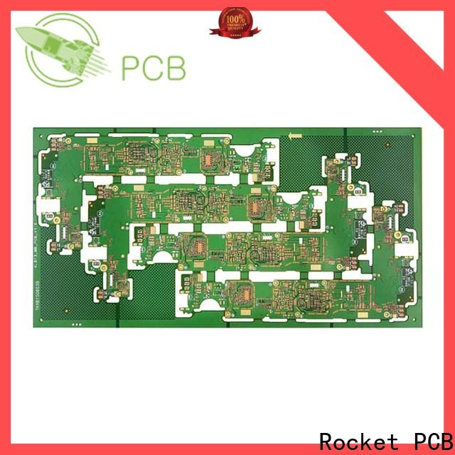 Rocket PCB fabrication wire bonding services wire for digital device
