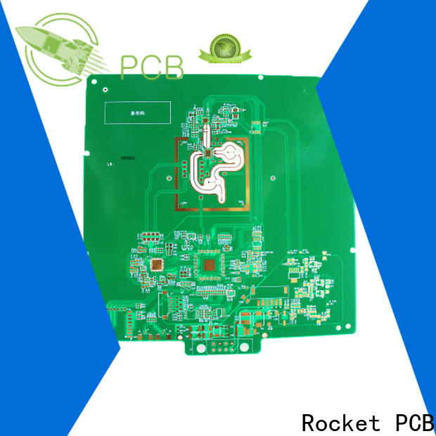 Rocket PCB high frequency pcb board production for digital product