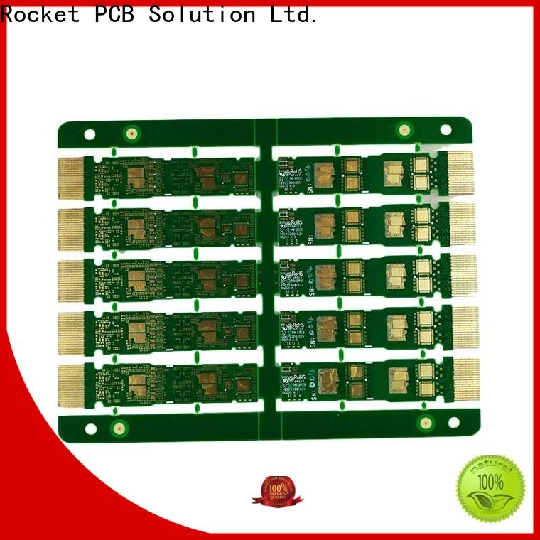 Rocket PCB gold equal length staged for wholesale