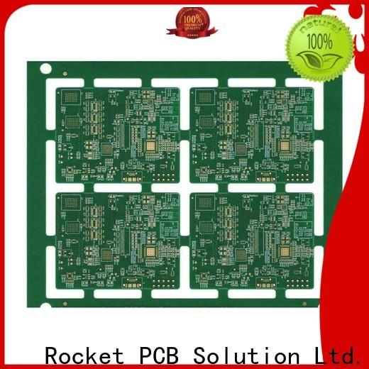 Rocket PCB board HDI PCB density wide usage