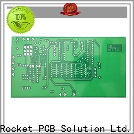 Rocket PCB bulk double sided pcb board bulk production consumer security