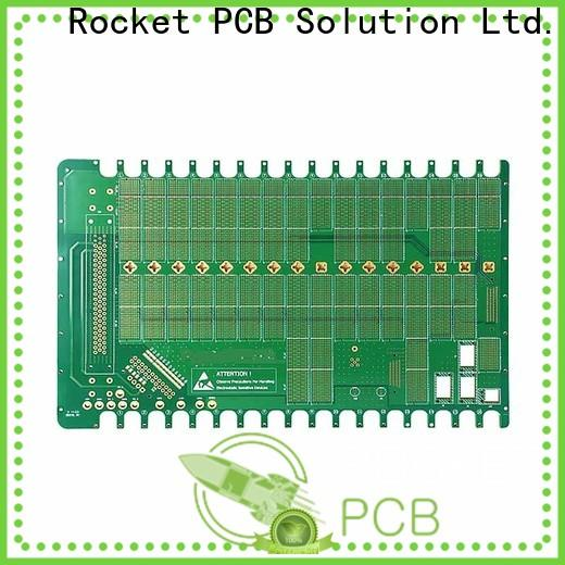 Rocket PCB advanced pcb order industry for vehicle