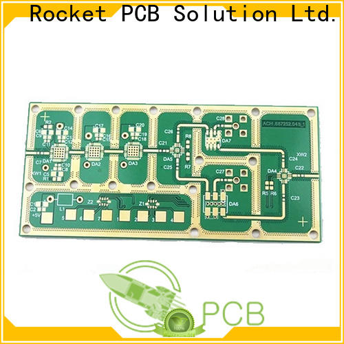 Rocket PCB rigid high frequency PCB cavity for pcb buyer