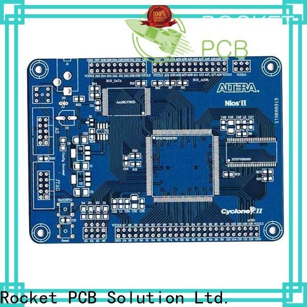 Rocket PCB hot-sale single sided pcb digital device