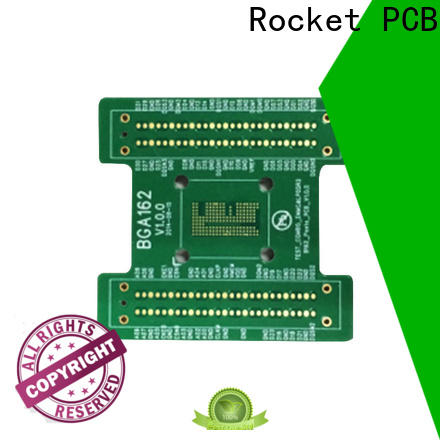 Rocket PCB pcb quick turn pcb assembly components for wholesale