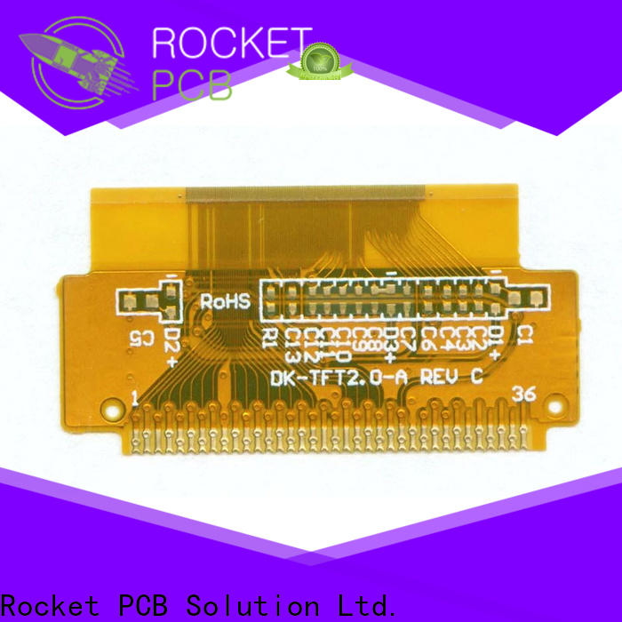 Rocket PCB multilayer pcb flex high quality for automotive