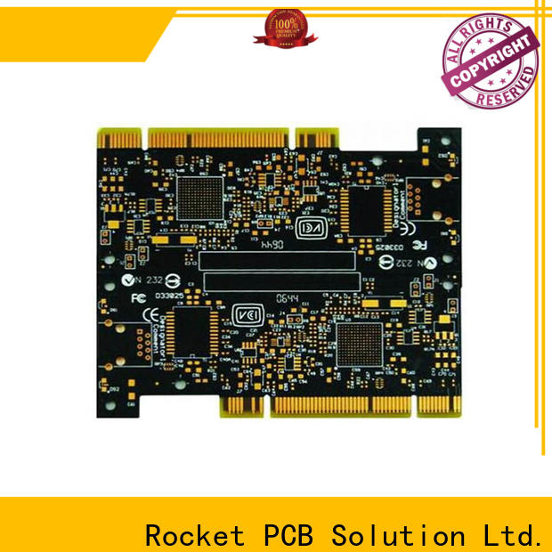 Rocket PCB plated motherboard pcb finger for wholesale