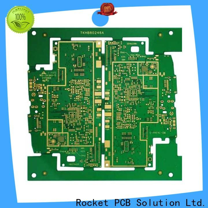 Rocket PCB customized pcb circuit board board interior electronics