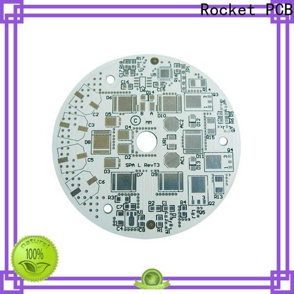 Rocket PCB popular aluminum pcb led for digital device