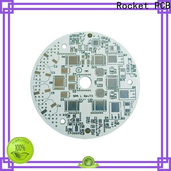 Rocket PCB popular aluminum pcb led for digital device