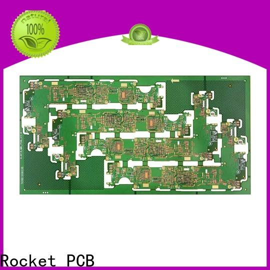 Rocket PCB fabrication wire bonding pcb wire for automotive