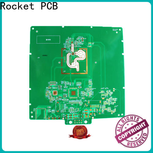 Rocket PCB circuit board production for electronics