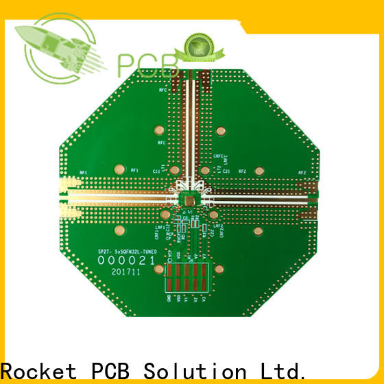Rocket PCB material rogers pcb material for electronics
