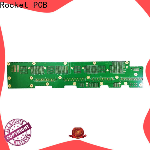 Rocket PCB multi-layer high speed backplane rocket for vehicle
