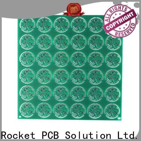 Rocket PCB single sided pcb sided electronics