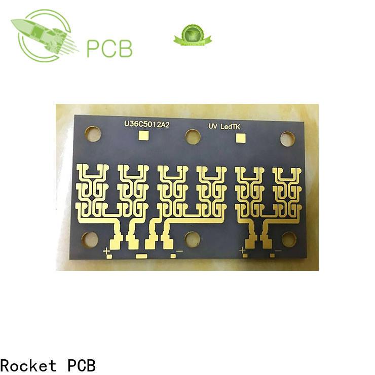 Rocket PCB ceramic ceramic pcb substrates for base material