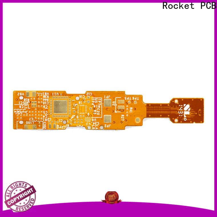 multilayer flexible printed circuit board for automotive