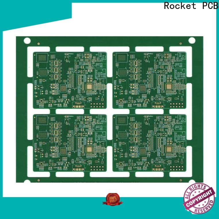 customized pcb circuit board manufacturing laser hole interior electronics