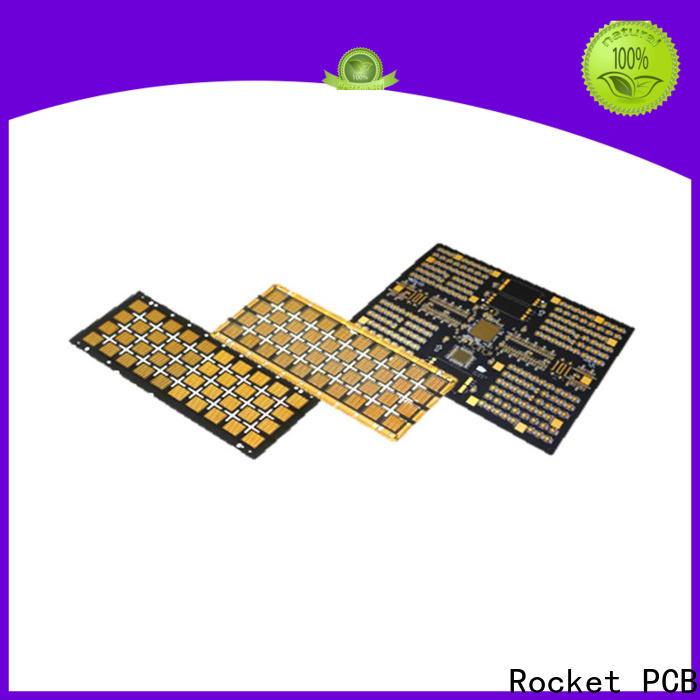 Rocket PCB base led pcb circuit for digital products