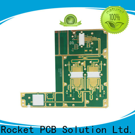 Rocket PCB high frequency rf pcb manufacturer cheapest price industrial usage