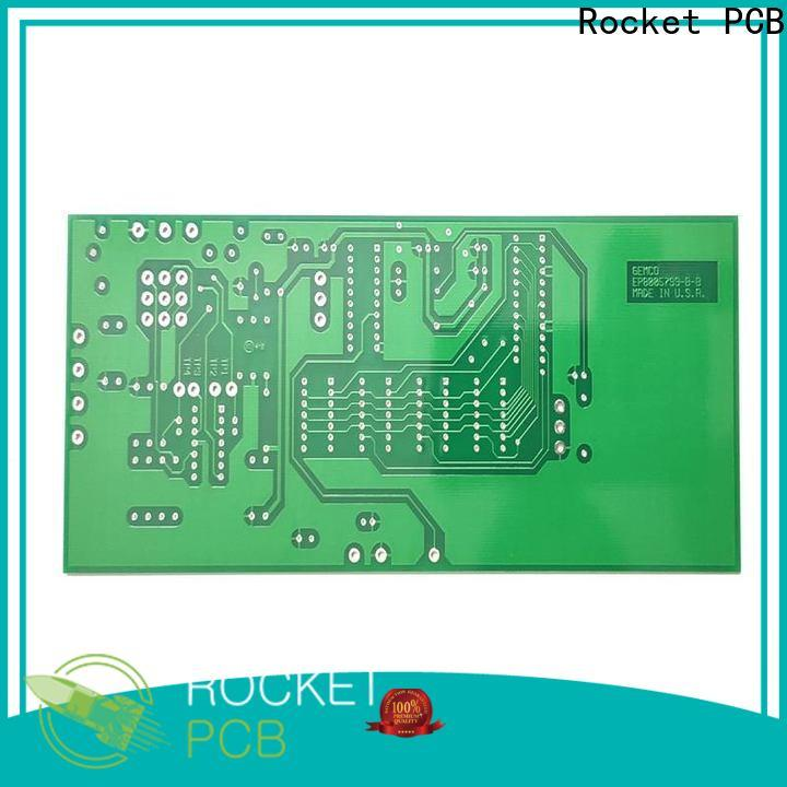 Rocket PCB bulk double sided printed circuit board bulk production consumer security