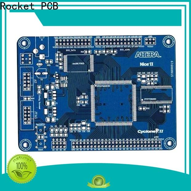 Rocket PCB hot-sale double sided circuit board bulk production consumer security