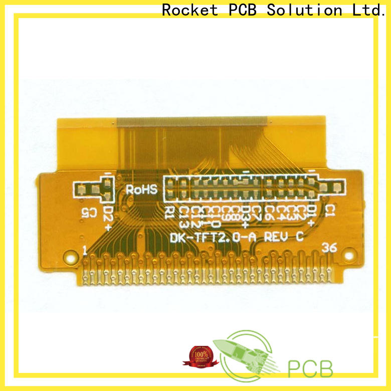 Rocket PCB core flexible printed circuit boards cover-lay for electronics
