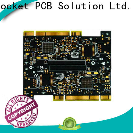 Rocket PCB plated motherboard pcb plating for import