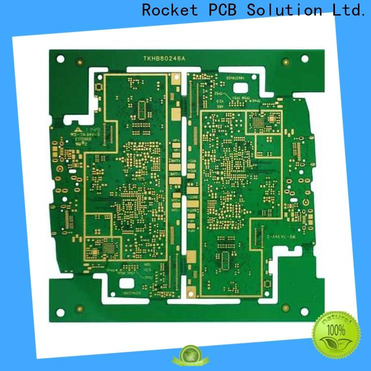 Rocket PCB free sample pcb circuit board density wide usage