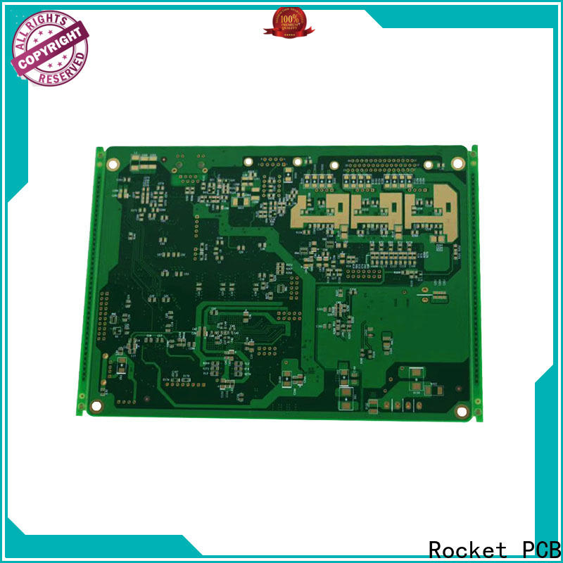 Rocket PCB copper custom pcb board maker for digital product
