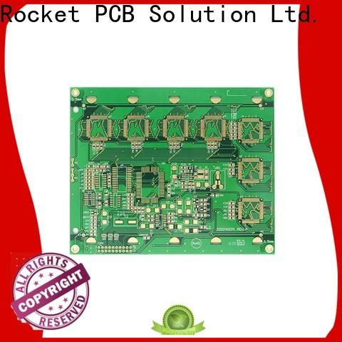 Rocket PCB top brand high speed PCB board fabrication for wholesale