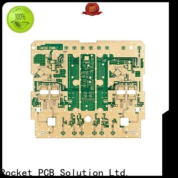 Rocket PCB high speed microwave PCB production hot-sale industrial usage