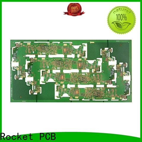 Rocket PCB wire wire bonding process surface finished for automotive