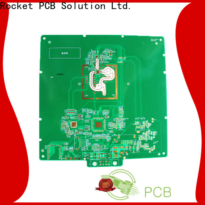 Rocket PCB rogers pcb structure for electronics