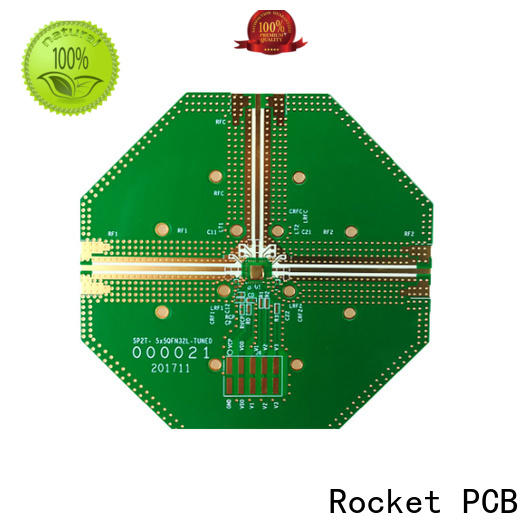 Rocket PCB hybrid material pcb rogers for electronics