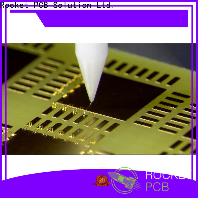 Rocket PCB finished wire bonding pcb surface finished for automotive