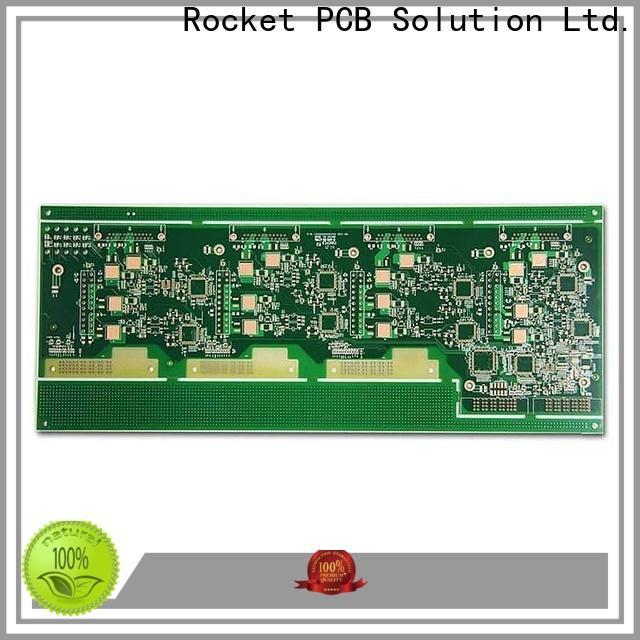 Rocket PCB open power circuit board depth