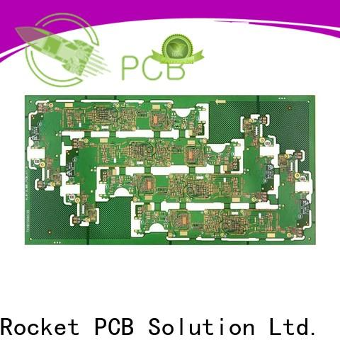 stacked double layer pcb free sample anylayer bulk production