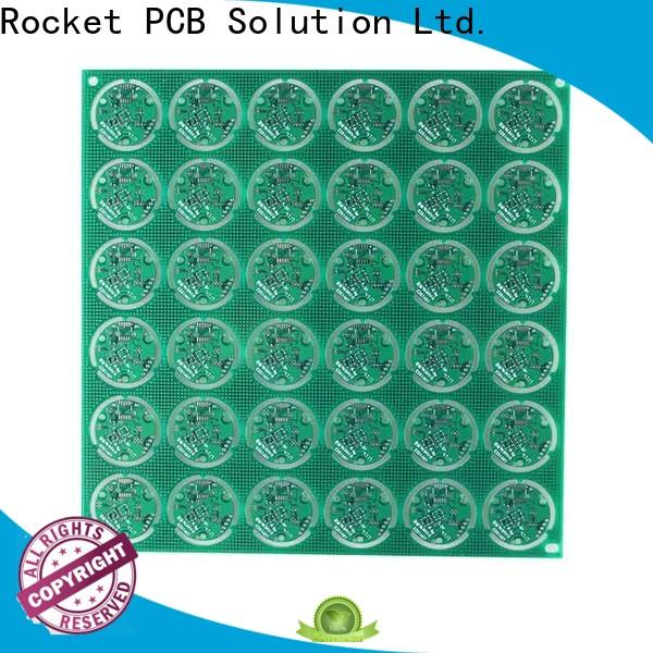 quick double sided printed circuit board custom turn around consumer security