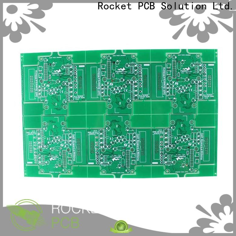 quick double sided printed circuit board bulk volume electronics