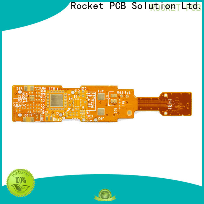 multilayer flexible pcb polyimide board medical electronics