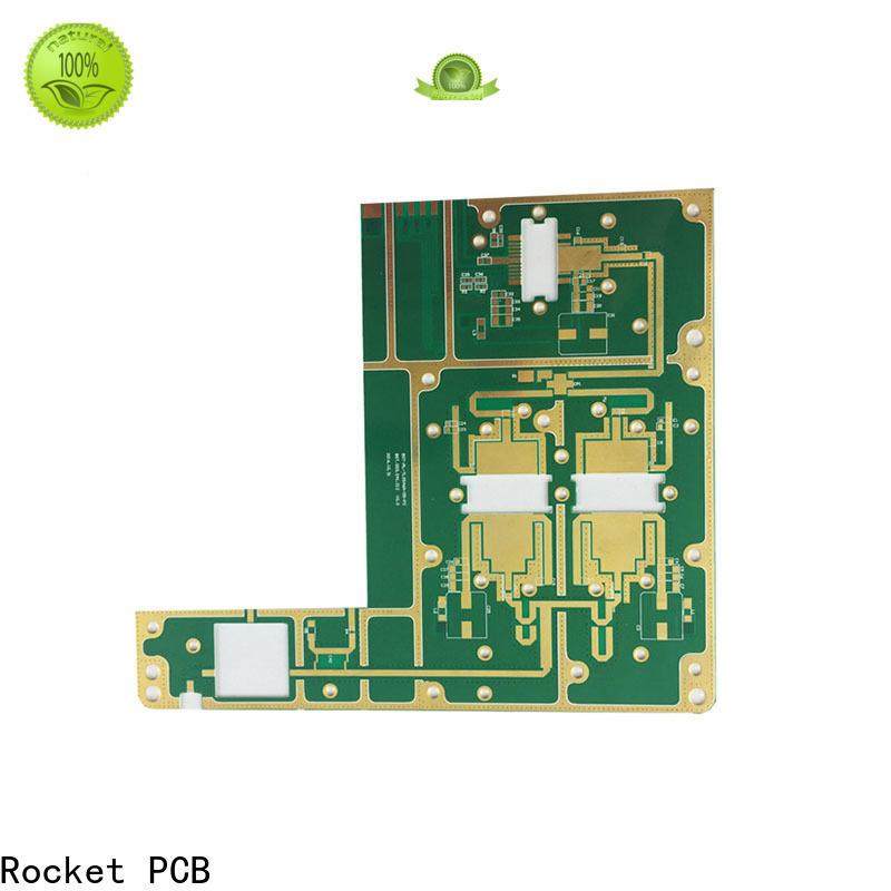 Rocket PCB micro-wave rf pcb bulk production for automotive